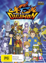 Digimon Frontier: Season 04