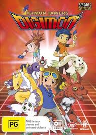 Digimon Tamers: Season 03