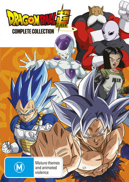 Dragon Ball Super Complete Collection