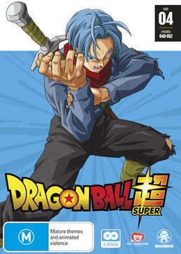 Dragon Ball Super: Part 4