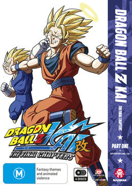 Dragon Ball Z Kai: The Final Chapters Part 1