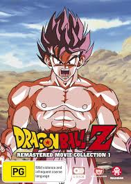 Dragon Ball Z: Remastered Movie Collection 1