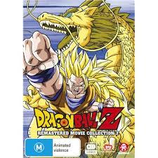 Dragon Ball Z Remastered Movie Collection 02 (Uncut) (Movies 07 - 13)