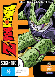 Dragon Ball Z: Remastered Uncut Season 05 (Episodes 140-165)