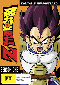 Dragon Ball Z: Season 1