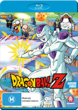 Dragon Ball Z: Season 03 (Episodes 75 - 107)