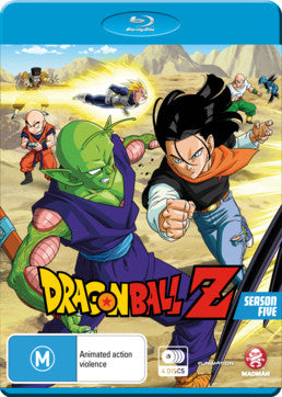 Dragon Ball Z: Season 05 (Episodes 140-165)