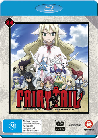 Fairy Tail: Final Season Collection 24