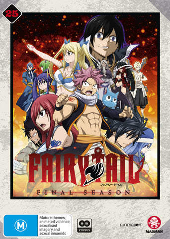Fairy Tail: Final Season Collection 25