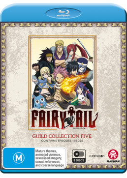 Fairy Tail: Guild Collection 5