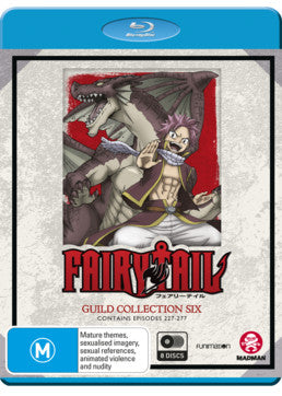 Fairy Tail: Guild Collection 6