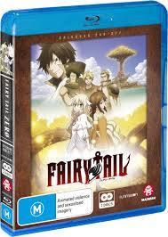 Fairy Tail Zero: Complete Series