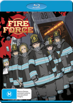 Fire Force Season 1 Part 1