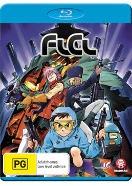 FLCL - Complete Collection