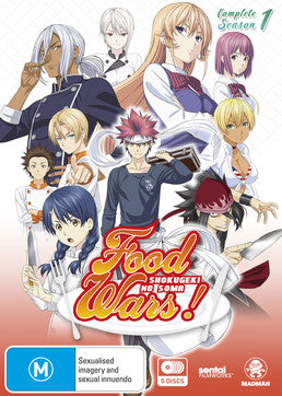 Food Wars: Season 01