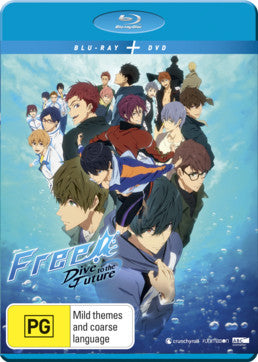 Free! - Dive to the Future- Season 3