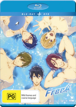 Free! Iwatobi Swim Club Complete Season 1
