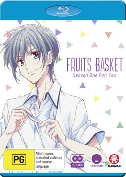 Fruits Basket: Season 1 Part 2