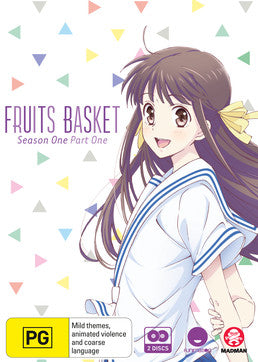 Fruits Basket: Season 1 Part 1