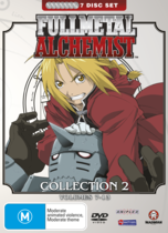 Fullmetal Alchemist: Collection 02 (27 Episodes)