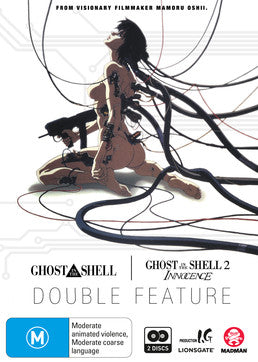 Ghost in the Shell Movie Collection