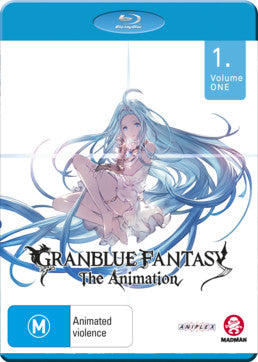 Granblue Fantasy: The Animation Vol. 1
