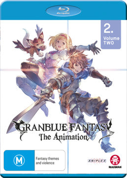 Granblue Fantasy: The Animation Vol. 2