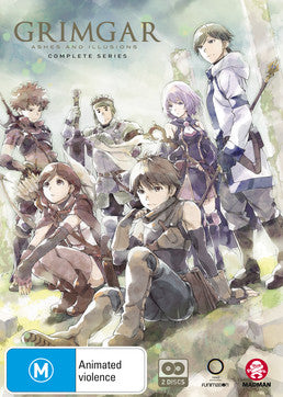 Grimgar, Ashes and Illusions Complete Series
