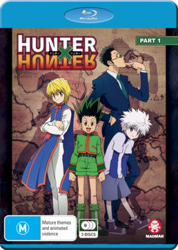 Hunter X Hunter Part 1