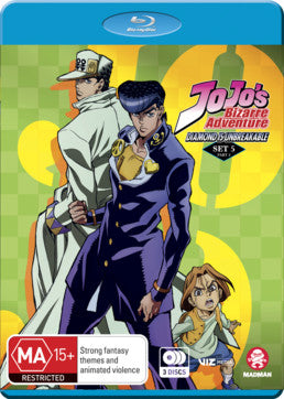 Jojo's Bizarre Adventure - Set 5: Diamond is Unbreakable Part 2