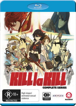 Kill La Kill Complete Series
