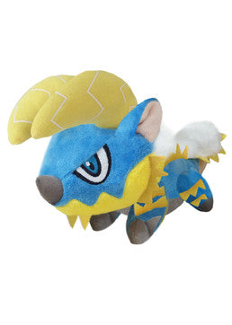 Monster Hunter - Chibi Plush Zinogre