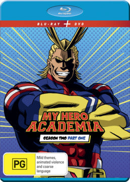 My Hero Academia - Season 2 Part 1