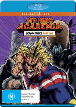 My Hero Academia - Season 3 Part 1