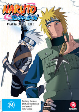 Naruto Shippuden: Chakra Collection 6