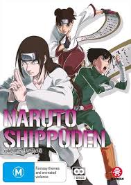 Naruto Shippuden: Collection 32