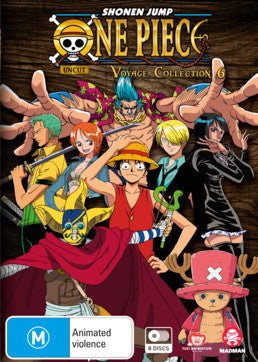 One Piece: Voyage Collection 06