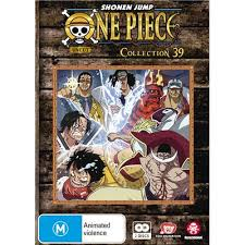 One Piece (Uncut) Collection 39