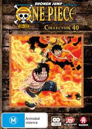 One Piece (Uncut) Collection 40