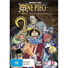 One Piece Voyage: Collection 3