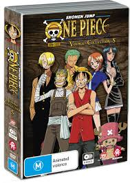 One Piece: Voyage Collection 05
