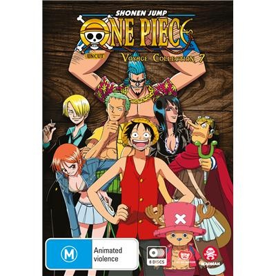 One Piece: Voyage Collection 07