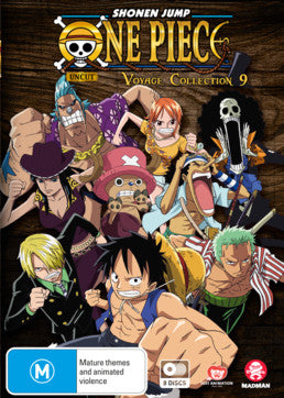 One Piece Voyage: Collection 9