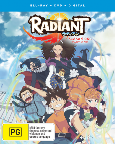 Radiant - Season 1 Part 1