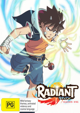 Radiant - Season 1 Part 2 (Limited Edition)