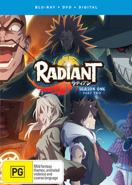 Radiant - Season 1 Part 2