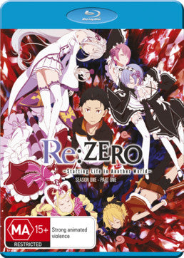 Re:Zero - Starting Life in Another World Part 1