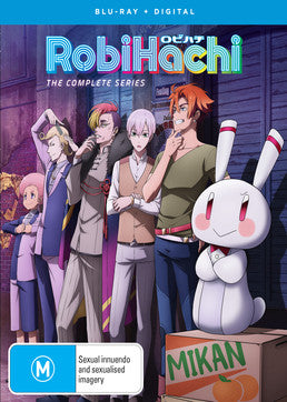 Robihachi Complete Series