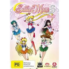 Sailor Moon S: Season 3 - Part 1