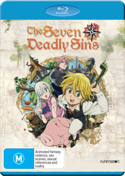 Seven Deadly Sins - Season 1